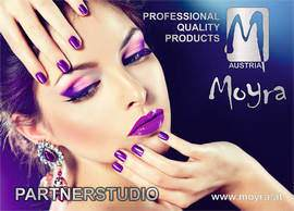 Nageldesign Partnerstudio Poster Nr.008 (Violet Dreams)