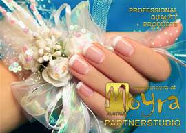 Nageldesign Partnerstudio Poster Nr.004 (Wedding French)