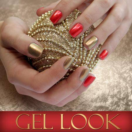 Nagellack GEL LOOK Lisa Nr.1010