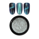 MAGNETIC CAT EYE EFFECT - Pigment Powder Blue